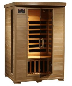 Best 2 person Infrared home Sauna