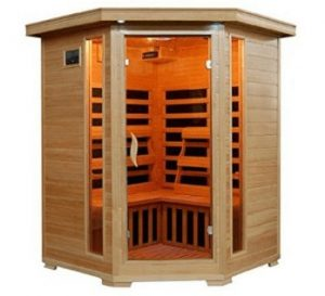 Best 3 person Carbon Infrared Sauna