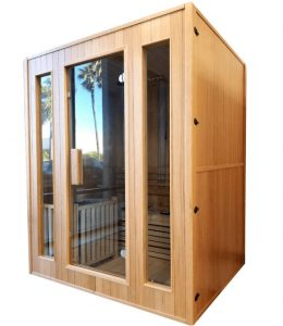 Best 3 person Traditional Steam Sauna
