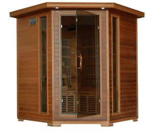 Best 4 person Cedar Infrared Sauna