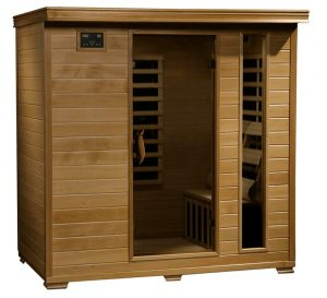 Best 4 person Indoor Dry Sauna Kit