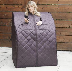 Best Portable Outdoor Oversized Sauna