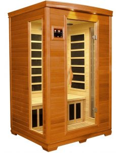 Dynamic Milan 2-person Far Infrared Sauna