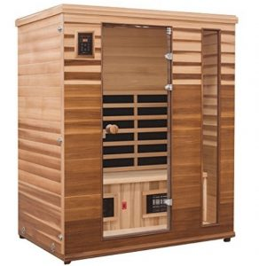 Health Mate 3-person Renew III Infrared Sauna