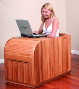 Health Mate Personal Infrared Sauna Cabin