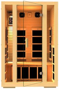 JNH Lifestyles Joyous 2-person Far Infrared Sauna