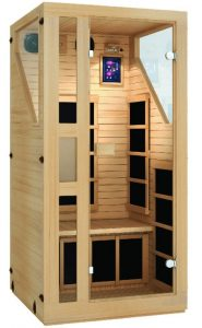 JNH Lifestyles Low EMF Infrared Sauna