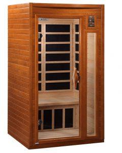 best 2 person home infrared sauna