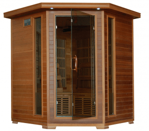 best 3 person infrared sauna