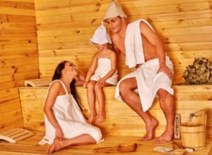 best 3 person sauna a