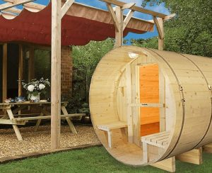 best 6 person Outdoor Sauna