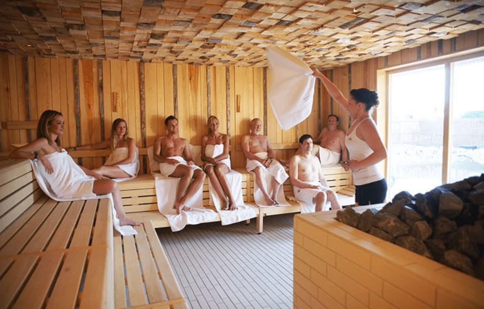 best 6 person sauna