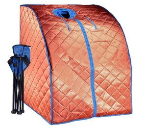 best Low EMF Portable Indoor Infrared Sauna