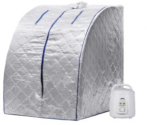 best Portable Steam Sauna for one person