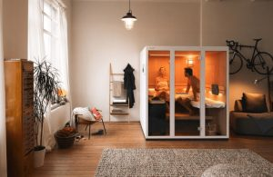 best home infrared sauna