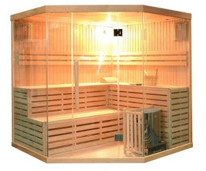 best home wet sauna