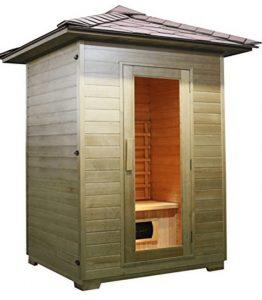 best outdoor traditional sauna