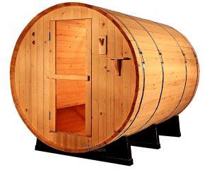 best outdoor wet sauna room