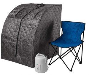 best portable Indoor Steam Sauna Kit