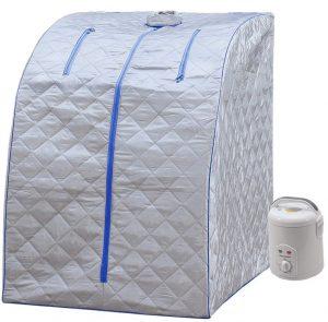 best portable indoor traditional sauna kit