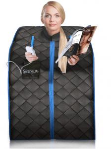best portable infrared sauna