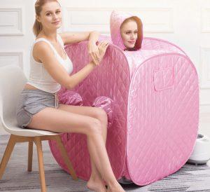 best portable sauna