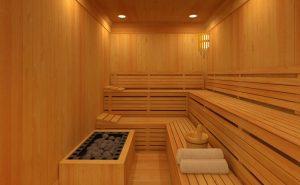 best steam room