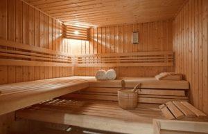 best steam sauna room