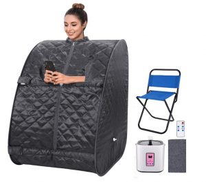 best traditional sauna kit