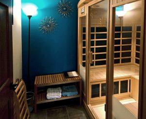 home infrared sauna