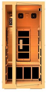 1 person Carbon Heater Sauna