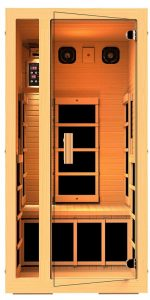 1 person Home Far Infrared Sauna