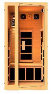 1 person Personal Far Infrared Sauna