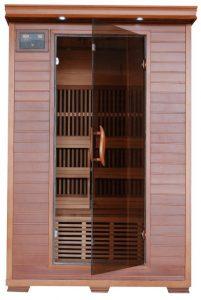 2 person Cedar Sauna
