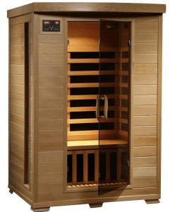 2 person Family Sauna