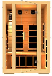 2-person Home Far Infrared Sauna