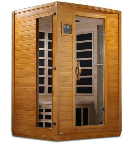 2 person IR Carbon Far Infrared Sauna