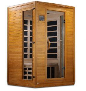 2 person IR Carbon Far Infrared Sauna