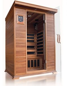 2 person No EMF Infrared Sauna
