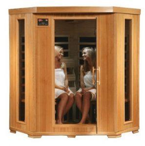 4 man infrared sauna