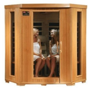 4 person Infrared Family Sauna