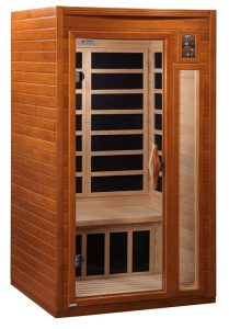 Affordable 1 to 2 person Far Infrared Sauna