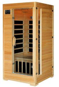 Best 1 person Carbon Infrared Sauna