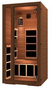 Best 1 person Red Cedar Infrared Sauna