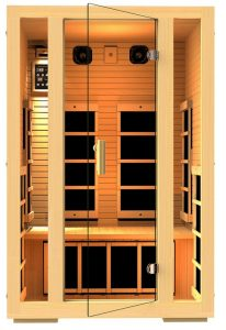 Best 2 person Far Infrared Sauna