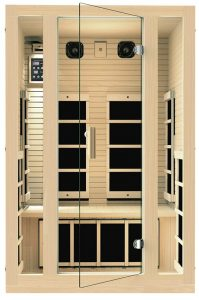 Best 2-person Far Infrared Sauna