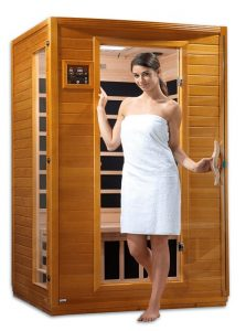 Best 2 person Low EMF Far Infrared Sauna
