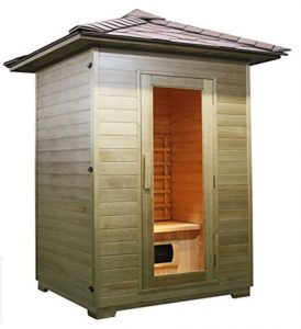 Best 2-person Outdoor Traditional Steam Sauna