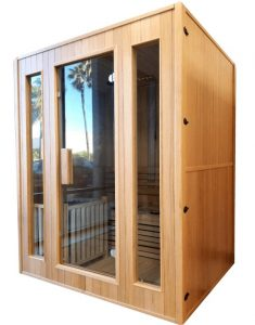 Best 2-person Traditional Steam Sauna for Home Use