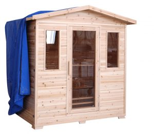 Best 4-person Outdoor Sauna